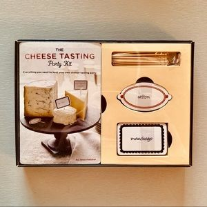 Cheese Tasting Party Kit!